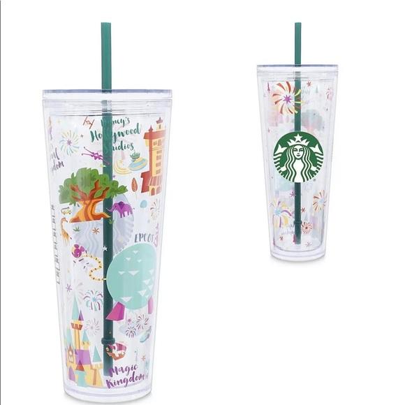 Disney World Starbucks Tumbler